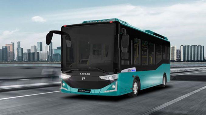 Karsan Bid For Eshotun Bus Tender
