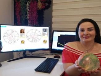 Astrologer Nilay Dinç
