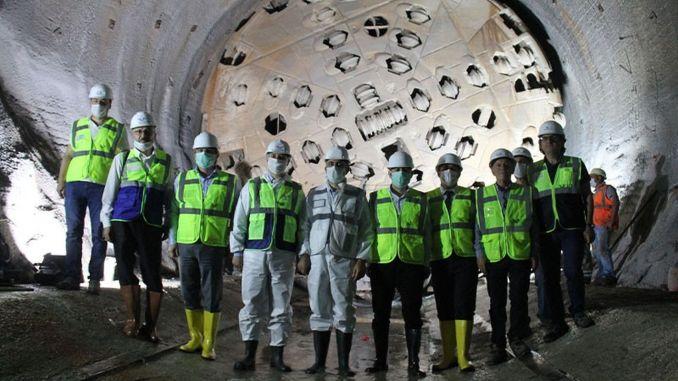 Akbas, najduži željeznički tunel u Turskoj Izgradnja raseljenog izgleda