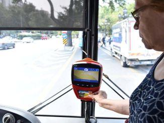 offentlig transporttjeneste for sorgborgere og borgere i Ankara åbnede