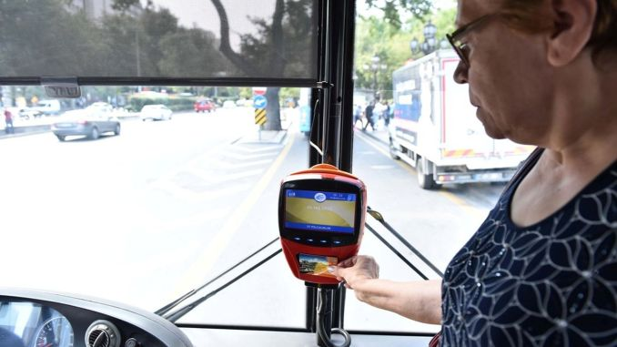 public transport service for citizens of mourning and citizens in Ankara opened