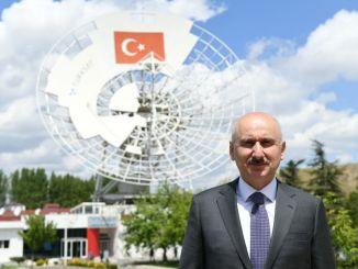 ministar dao historiju turksatski sateliti će biti poslati u svemir