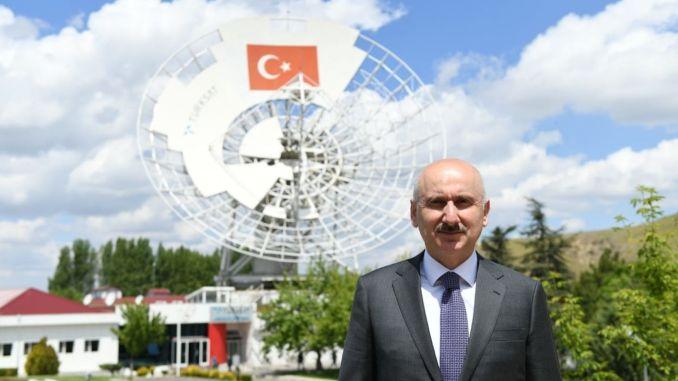 minister andis ajaloo Turksat satelliidid saadetakse kosmosesse