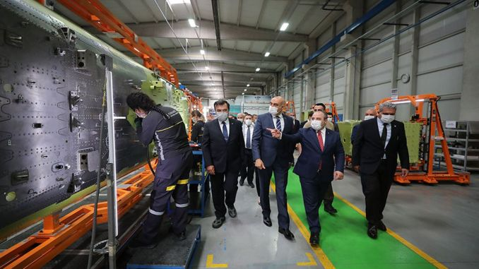 minister made the first factory visits to the old city during the varank normalization process
