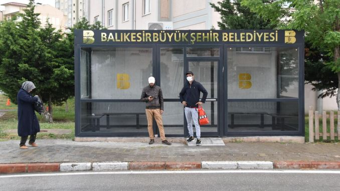Die Smart Stop-Phase beginnt in Balikesir