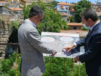 bergama will be a center of attraction with its ancient selinos water canal project