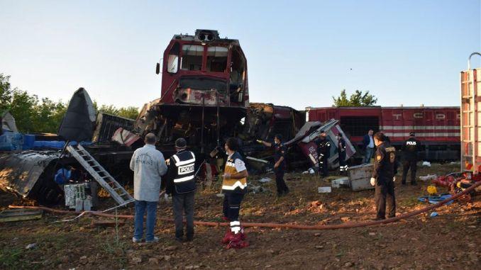 bts machte eine Erklärung über den Zugunfall in Malatya