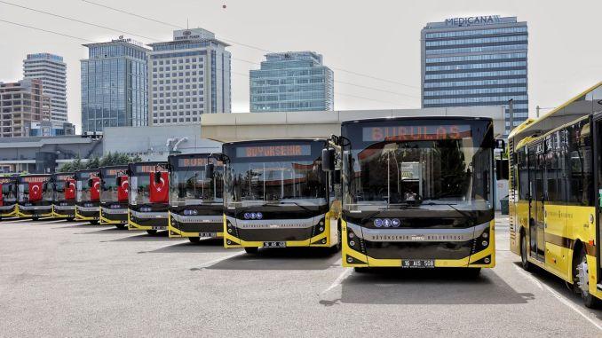 neuer Bus zur Burulas-Flotte