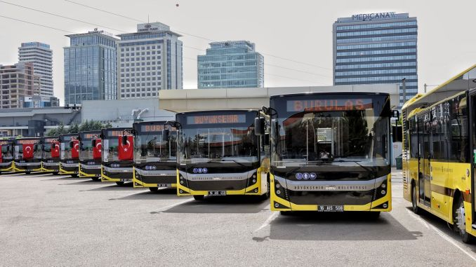 new bus to burulas fleet
