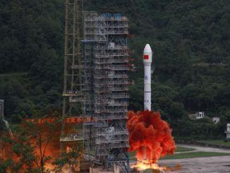jinn ha anche lanciato l'ultimo satellite della rete di navigazione globale beido h