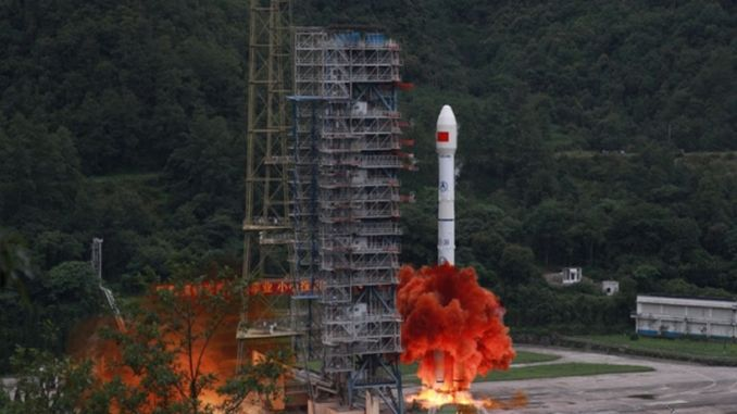 genie has launched the last satellite of the global navigation network beido h