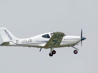 Completato con successo il nuovo test drive di volo di addestramento