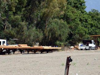 費特希耶karaot海灘正成為公共海灘