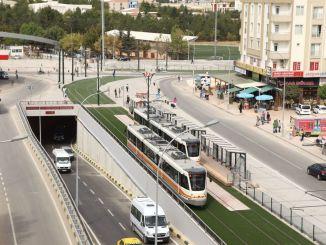 Weekendtransport er gratis til eksamen i Gaziantep