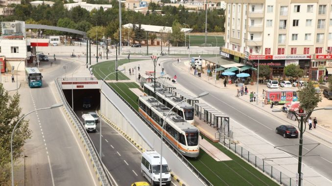 Bus and tram free for students who will take the exam in gaziantep