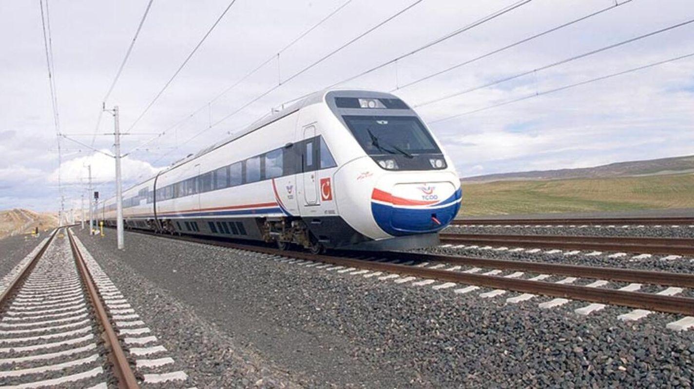 δημοπρασία δημοπρασίας ankara Eskisehir Η γραμμή θα κατασκευαστεί με αψίδες.