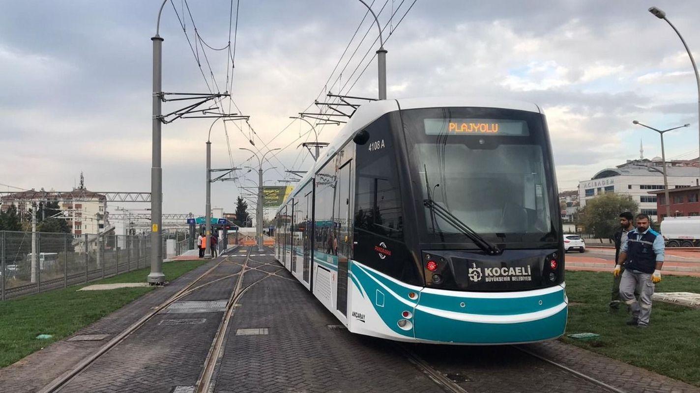 тендерна реклама експлуатації та обслуговування трамвайної лінії між пляжною дорогою автовокзалу