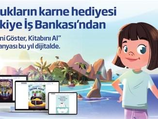 Semestergåvor för barn från affärsbanken