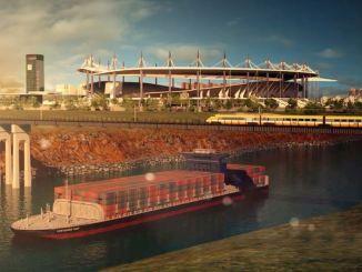 Planerne for den nye by inden for rammerne af kanalen Istanbul er revideret.
