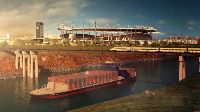Τα σχέδια της νέας πόλης στο πλαίσιο του καναλιού Κωνσταντινούπολη έχουν αναθεωρηθεί.