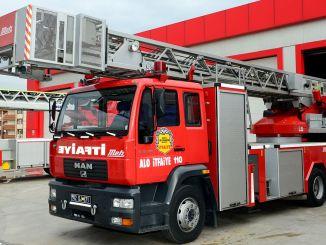 općina konya buyuksehir će napraviti vatrogasce