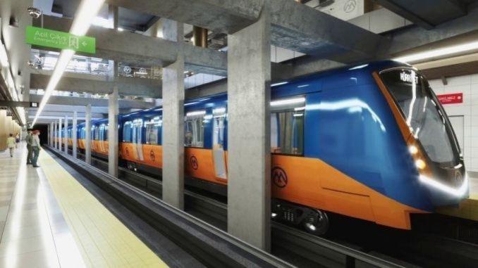 Αναμένεται κατάλληλο περιβάλλον για το διαγωνισμό Mersin του μετρό