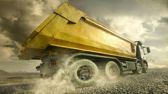 Michelin BF Goodrich обновляет грузовые шины