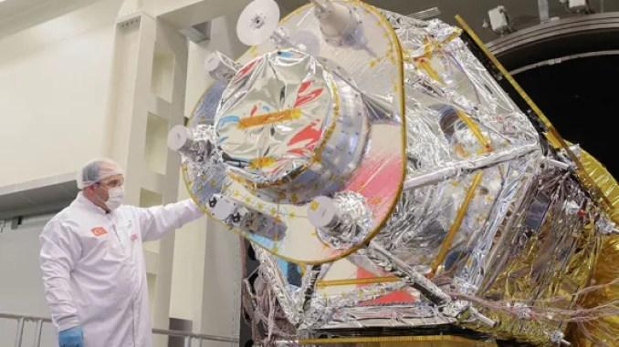 national satellite