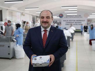 mkekden indenlandske maskeproduktionsmaskine