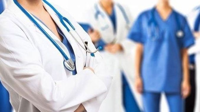 public social facilities free of charge to healthcare staff published in the official newspaper