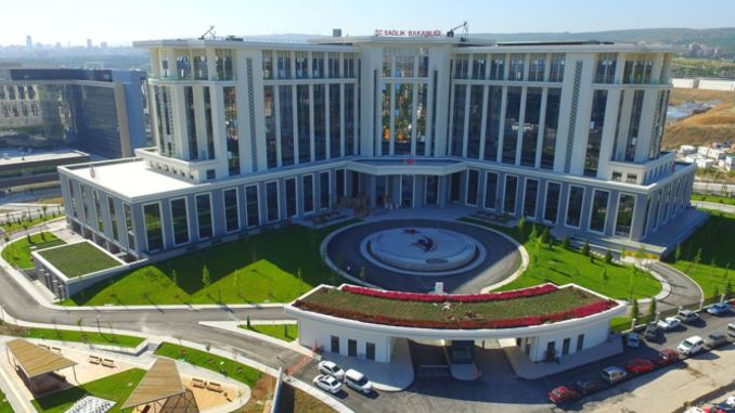 the ministry of health will take a person with resignation after resignation