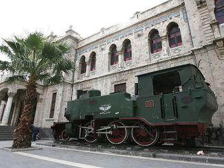 povijesnog područja željezničke stanice hicaz u Samari iznajmljena je yilligina