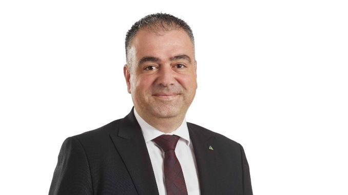Ο γενικός διευθυντής του STM ήταν ο ozgur guleryuz
