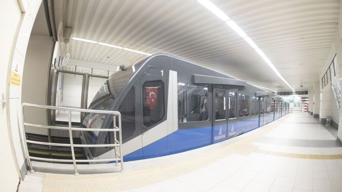 Οι στάσεις Taksim και Sishane του μετρό και Taksim Kabtas είναι κλειστές μετά τη γραμμή τελεφερίκ