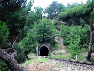 historic railway tunnel registered