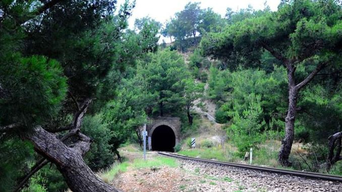 historic railway tunnel registered