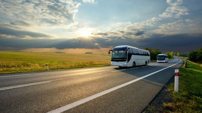 After the ceiling price application, bus ticket prices were dusted at the rate of%