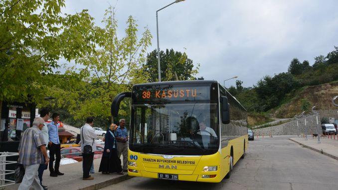 TULAŞ offentliggør 60 kandidatliste med kandidatbusdrivere