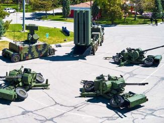 Tskya al-altitude air defense system delivery was completed