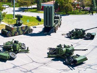 Довршена је испорука система за противваздушну одбрану Тскиа