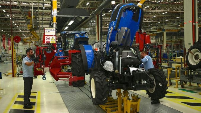 became the first company to obtain the tse covid secure production certificate in the turktraktor sector