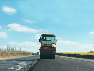 honor commitment won the tender for the improvement of the highway in Ukraine