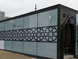 Masjids verbunden mit IETT Open