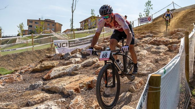 World mountain bike marathon championship will be introduced tomorrow