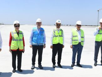 Cukurova Regional Airport To Be Completed During The Year