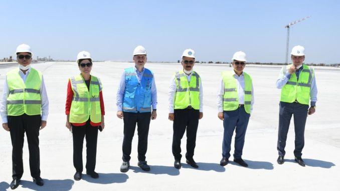 Регіональний аеропорт Кукурова буде завершений протягом року