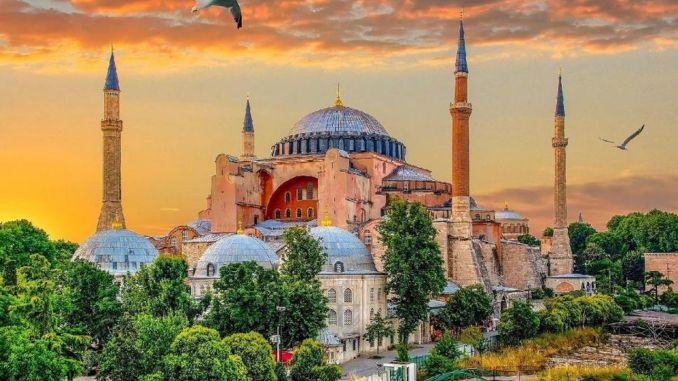The Council of State's Hagia Sophia Decision Dropped Like a Bomb on the Agenda of the World