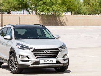 Premiera Hyundaia Tucson Power Edition