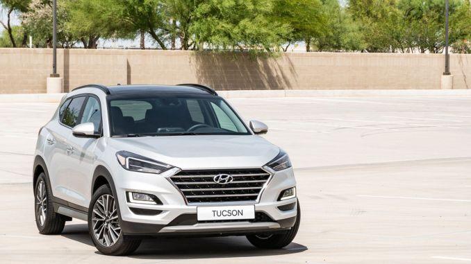 Ra mắt phiên bản điện của Hyundai Tucson