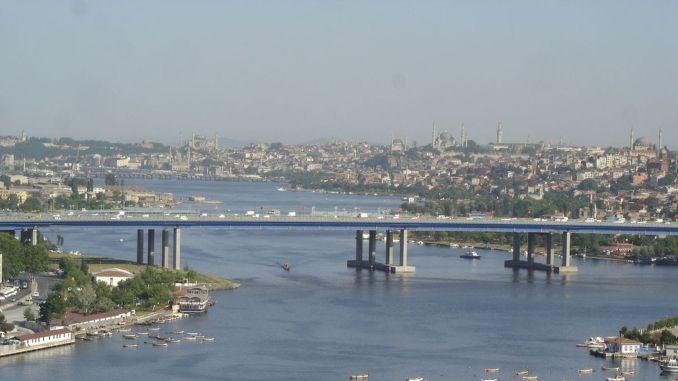 IBB nahradí spoj v moste Golden Horn Bridge